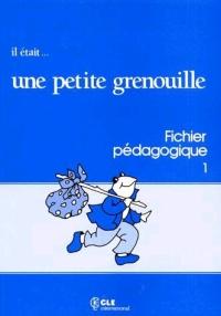 Une Petite grenouille 1 guide